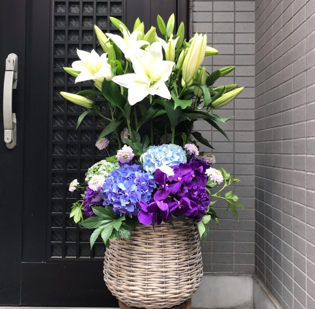 HANAMUKE 花の贈り物の発想転換